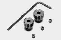 Tamiya 0.4 Steel Pinion Gear (22T,23T) #53102