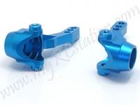 Square TA05-VDF Aluminium Knuckle (with extension) #SVD-35