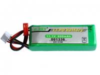 EK1-0188 LiPo Battery 11.1V 800mAh #001336