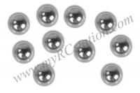 3mm Lightweight Diff Ball Set (15pcs) #TTL187