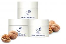 Walnut Peeling Gel (10ml) X 3
