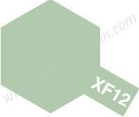 XF12 J.N. Grey Enamel  Paint (Flat)