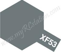 XF53 Neutral Grey Enamel Paint (Flat)