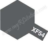 XF54 Dark Sea Grey Enamel Paint (Flat)