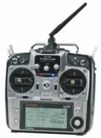 Futaba 10C 2.4G with R6008HS
