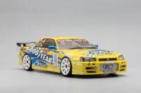 Drift Body Good Year Racing B324R #SD-B324BS
