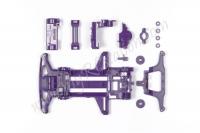 JR Super TZ Chassis Purple #94273