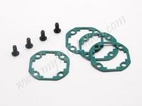 Gear Diff. Gasket & Screw Set Only fit for SPR009-TB #SPR010-S5B