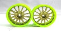 Wheel,+3, 2pcs #5050G