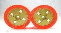 Wheel,+3, 2pcs #5054G