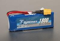 FlightMax 1800mAh 2S 7.4v 20C LiPo Pack #F1800.2S.20