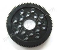 Super-Precise Spur Gear 64Pitch 106T #GR-64106