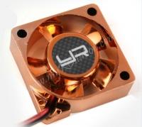Tornado High Speed Cooling Fan 30 x 30mm for Motor Heat Sink, Orange #YA-0180OR