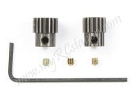 48P Pinion Gear (16T, 17T) - TRF501X #53964