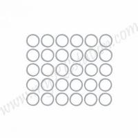 6x7mm SetUp Stainless Shim 0.1/0.2/0.3mm x10 each #ER.SH6