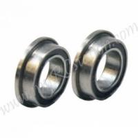 Ball Bearing 4XF7X2.5-Rubber(2pcs) #BB740F-R