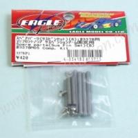 Spare parts(Sus Pin Set)(8):#3378M05 Comp Kit#ER.3378P1