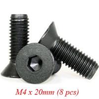 CSK M4 x 20mm (8pcs) #TTL315