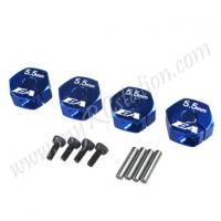 SP Wheel Adaptor(5.5mm)2pcs[Blue]#ER.3905-55
