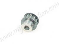 Aluminum Center Pulley Gear T12 #3RAC-3PY/12