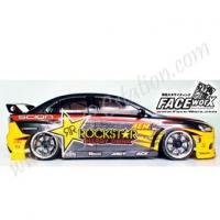 RockStar Formula Drift Style Decals#DC074018