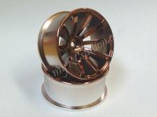 Top Line Jupiter DRS-10 5mm Bronze,2pcs #DRS-050WB