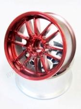 Ultimate GL wheel offset3 metal red,2pcs #DW-523MRE