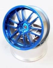 Ultimate GL wheel offset5 metal blue,2pcs #DW-525MBL