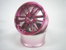 Ultimate GL wheel offset5 metal pink,2pcs #DW-525MPI