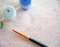 Painting - Do It Yourselt (DIY) (20*20cm)