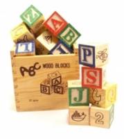 ABC Wood Blocks (27PCS)