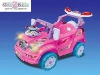 7455 Pink Jeep