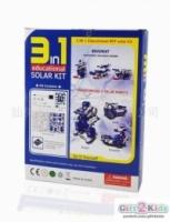 3 in 1 Education Solar Kits