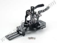 Carbon Pro Chassis (For Lama v4, dauphine, Comanche, etc) #ESL420