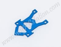 D-LINK OTA SKID PLATE(BLUE) #01034202
