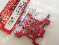 GP-X Aluminum SUS. ARM FRONT【2pcs】RED #01033157