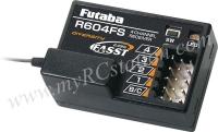 Futaba Receiver R604FS (2.4g)(4PK) #R604FS