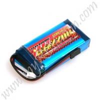 Li-Fe Battery EA2200/6.6V 1C TX Flat Type(4PK) #ER.3377