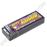 Li-Po Battery EA6000R/7.4V 70C+α W/Hard Case #ER.3858V2