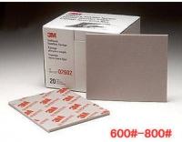 3M Sanding Paper Coarse SUPERFINE (RED) 600 - 800