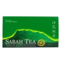 Sabah Tea Bags (50's) - Expiry Date - 30/05/2018