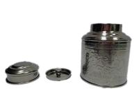 Tea Container 白钢茶叶罐 (50g)