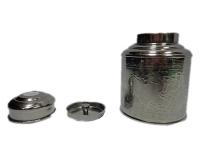 Tea Container 白钢茶叶罐 (100g)