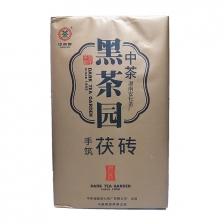 Dark Tea Garden Fu Tea 中茶·黑茶园 润黑手筑茯砖 (湖南特产)(2013)(1kg)