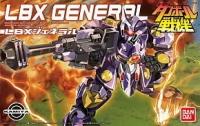 [034] LBX General (Plastic model)