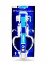 ST Guchi Entrance Handle Lock With Single Cylinder (SGTH380SN)