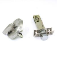 ST Guchi D264 Stainless Steel Half Deadbolt Lock