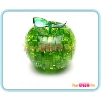 3D Crystal Puzzle - Adam's Apple