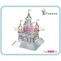 3D Crystal Puzzle - Brickadoo Castle