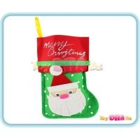 Art & Craft - Christmas Felt Gift Stocking Kit